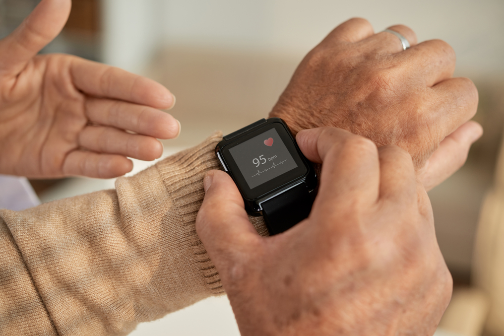 smart-watch-tech-gift-for-seniors-elder-care-assisted-living-homes-nursing-home